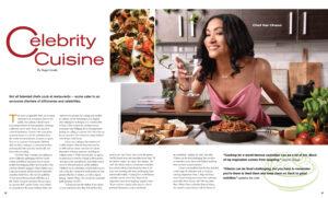 Celebrity Cuisine in Keller Williams Luxury