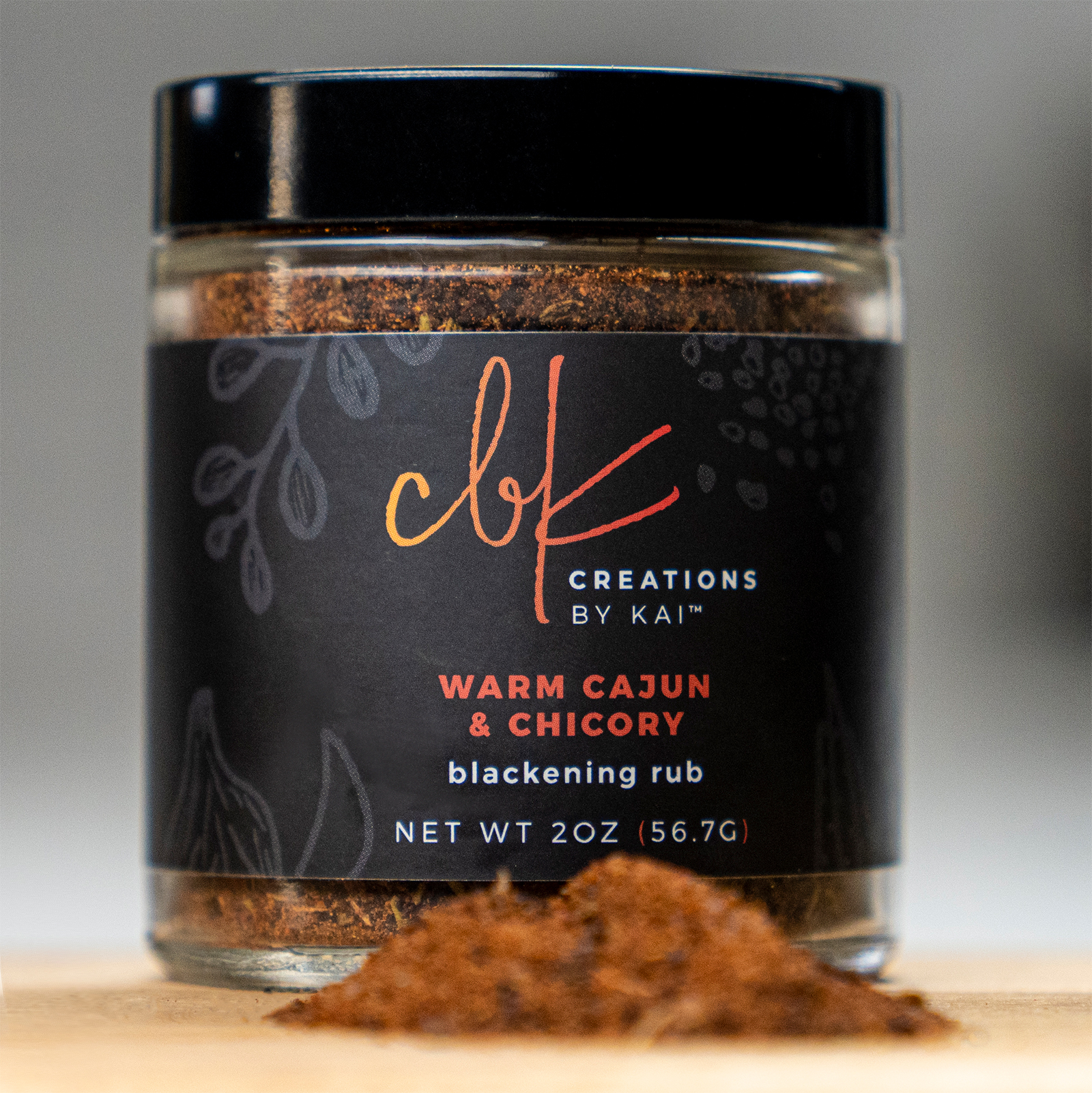 Warm Cajun & Chicory
