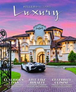 Keller Williams Luxury featuring Chef Kai Chase